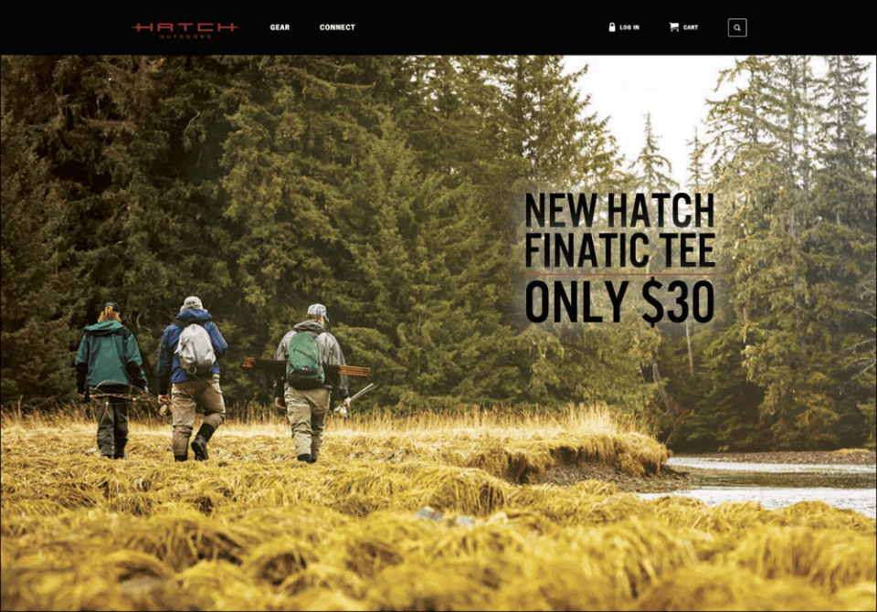 HATCH OUTDOORS WEBSITE_HOME PAGE 201600001