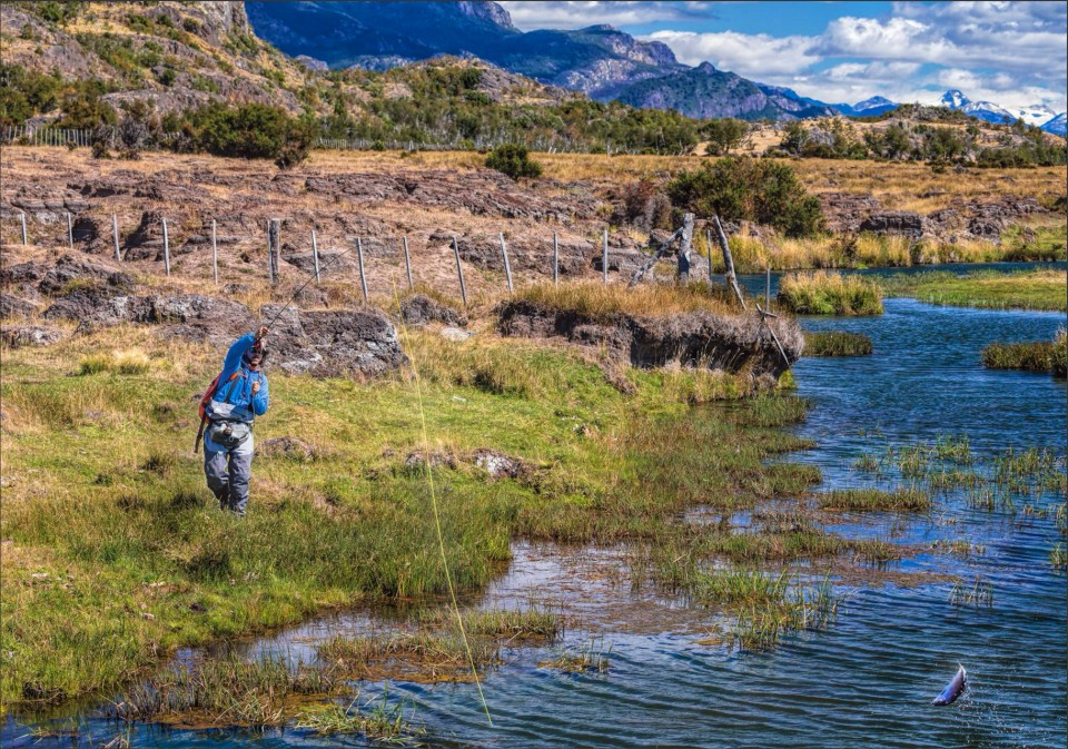 Patagonia bryan gregson photography for Fly fishing argentina