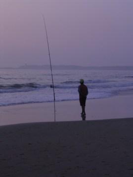 Twilight fisher