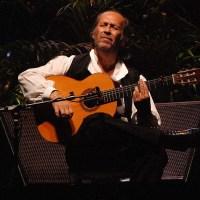 Paco De Lucía, celebrated flamenco guitarist. December 21st 1947 - February 25th 2014