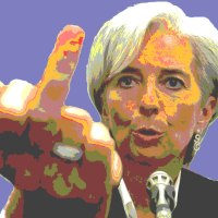 Numerology - G7 or G8? The unwitting prediction of Christine Lagarde