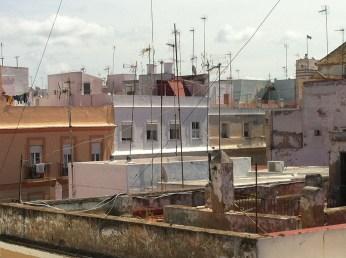 Cádiz rooftops