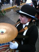 Small drummer
