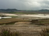 Floods on the plain