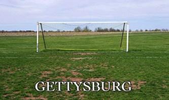 Soccer Monument