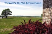 Pickett's Buffet Monument