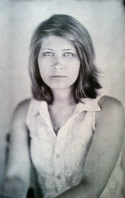Jill - Tintype