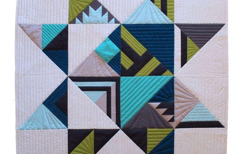 Bright {Free Quilt Pattern}