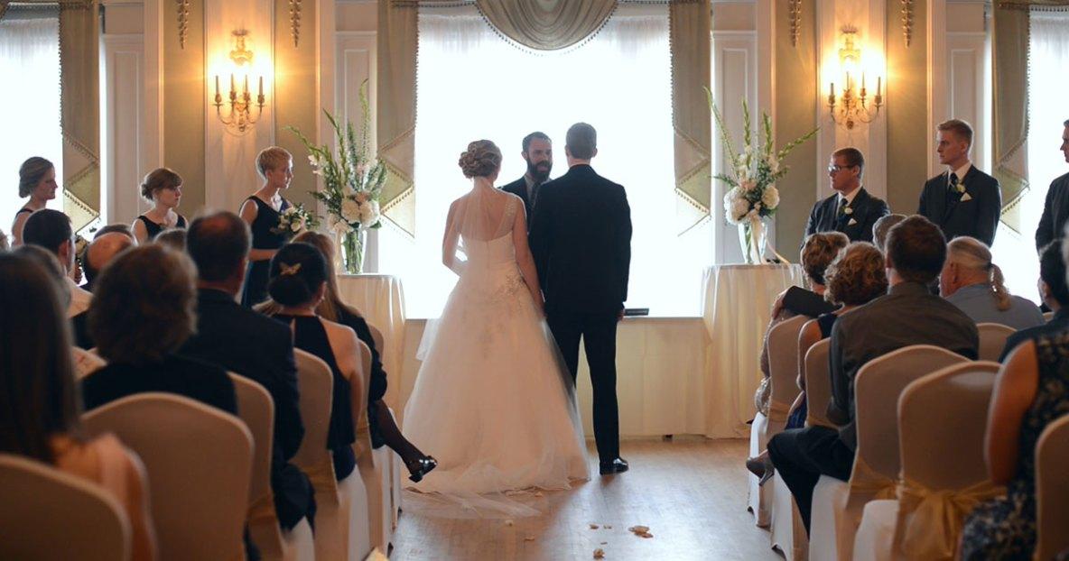 Duluth, MN Wedding Videographer Bryan Jonathan Weddings