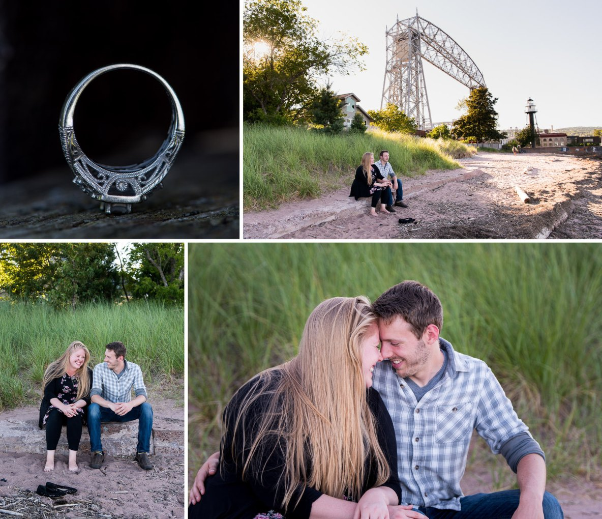 Canal Park Engagement in Duluth