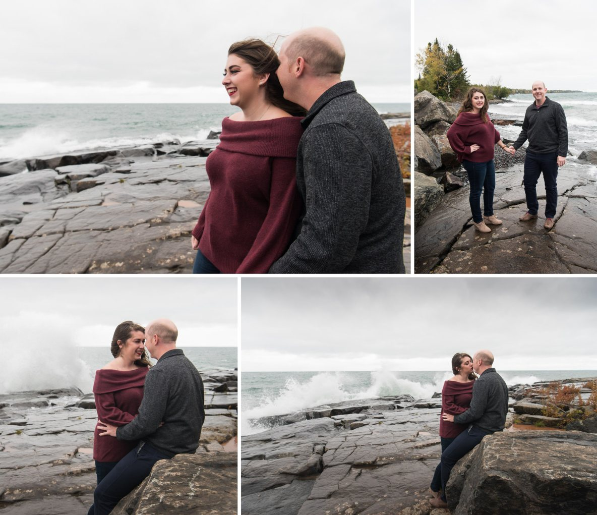Jake and Molly's engagement pics.