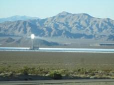 Ivanpah Solar Facility