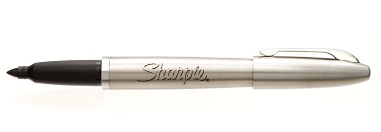 Stainless Steel Sharpie