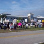 Citizens Launch E-mail Blitz and Picket Protesting Tax Funding for Planned Parenthood