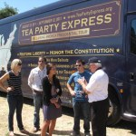 Tea Party Express Bus Tour 2012
