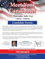 2014 Candidate Forum Port St Lucie