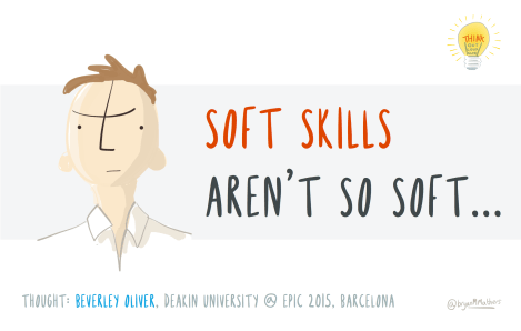 Soft skills arent so soft