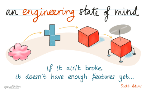 An engineering state of mind