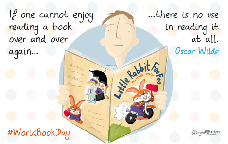Reading - world book day