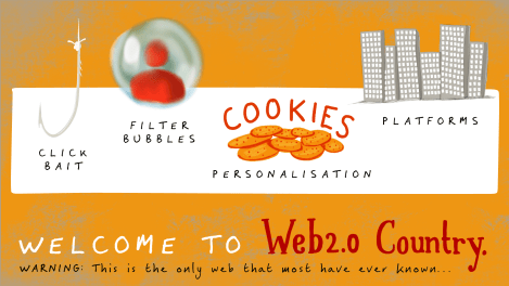 Welcome to Web 2.0 country