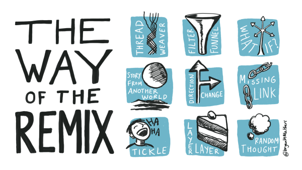 The way of the remix