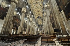 Inside Duomo, Milan