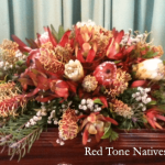 Floral choices Red Tone Natives