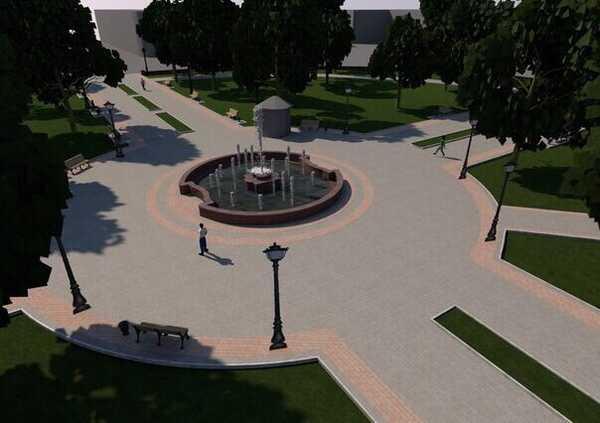 Брянск | Глава Брянска показал фотографии будущего фонтана ...