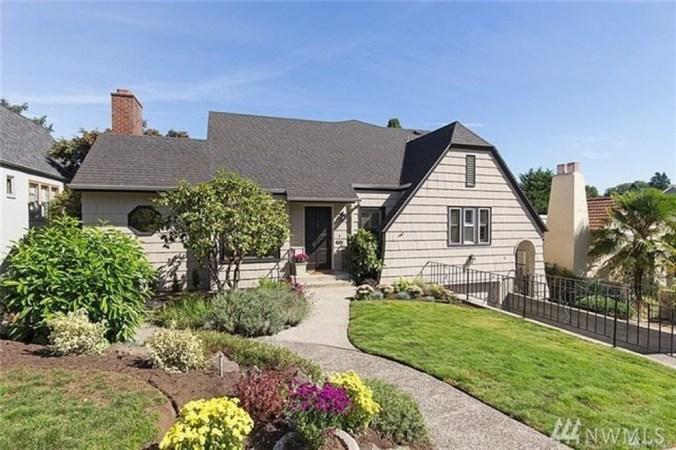 2017 Buyer 4bd/3.5ba | Queen Anne – Seattle