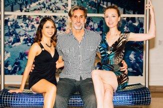Sandi Kitsteiner, Michael Torquato DeNicola and SuzyMae
