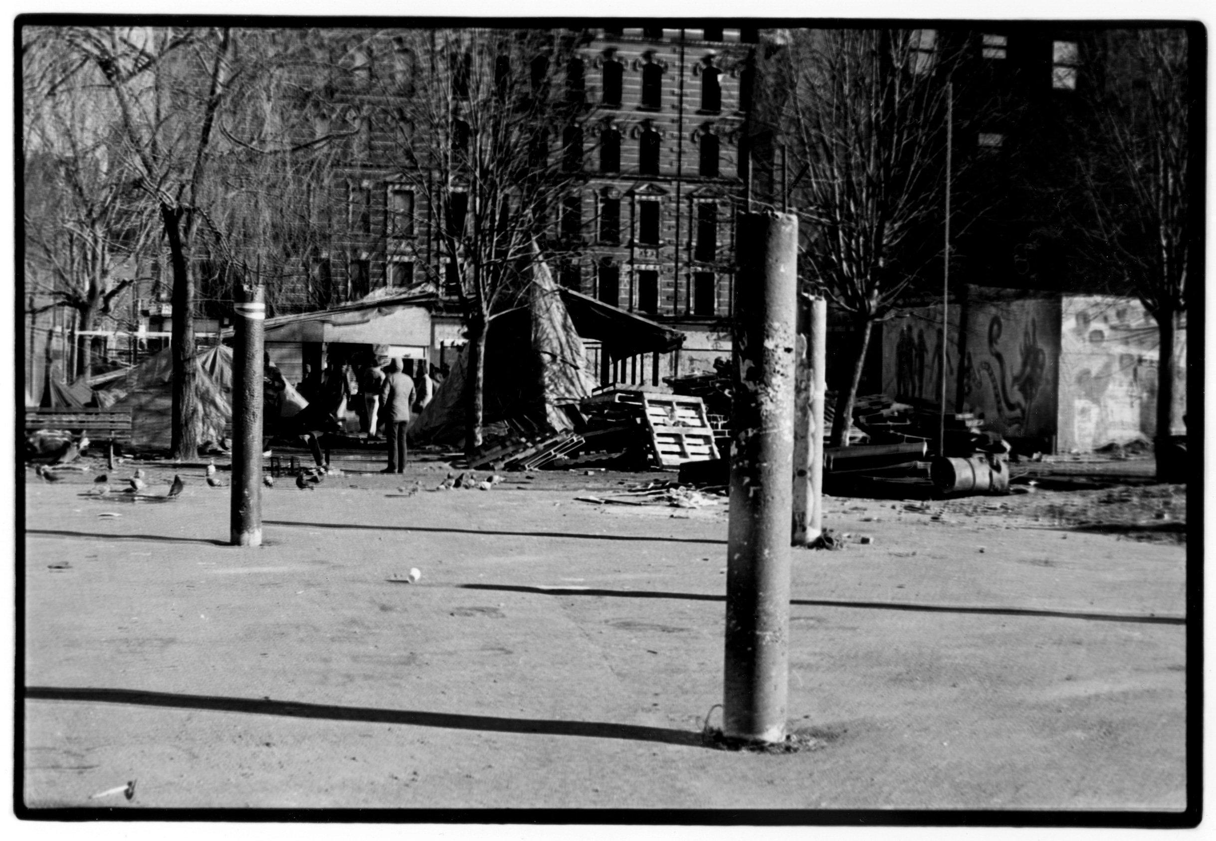La Plaza Cultural East Village 1986