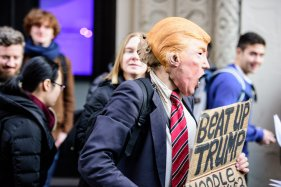 Bernie Rally Washington Square