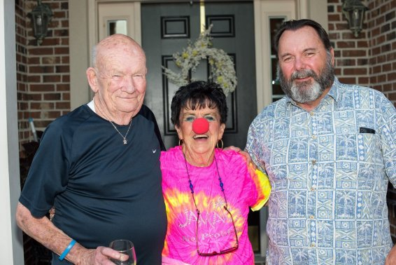Sam, Nell, Kevin Thatcher