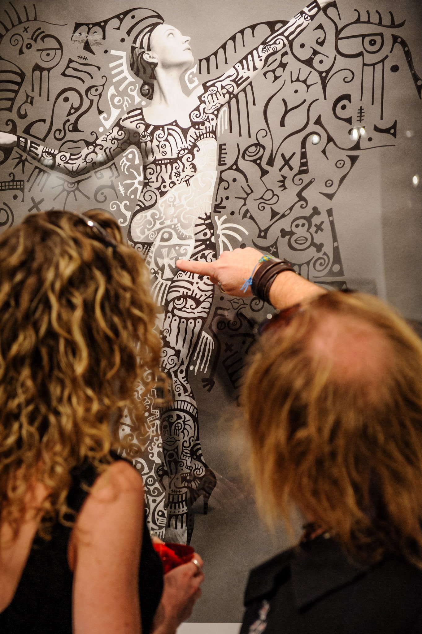 SuzyMae in Art Basel Miami