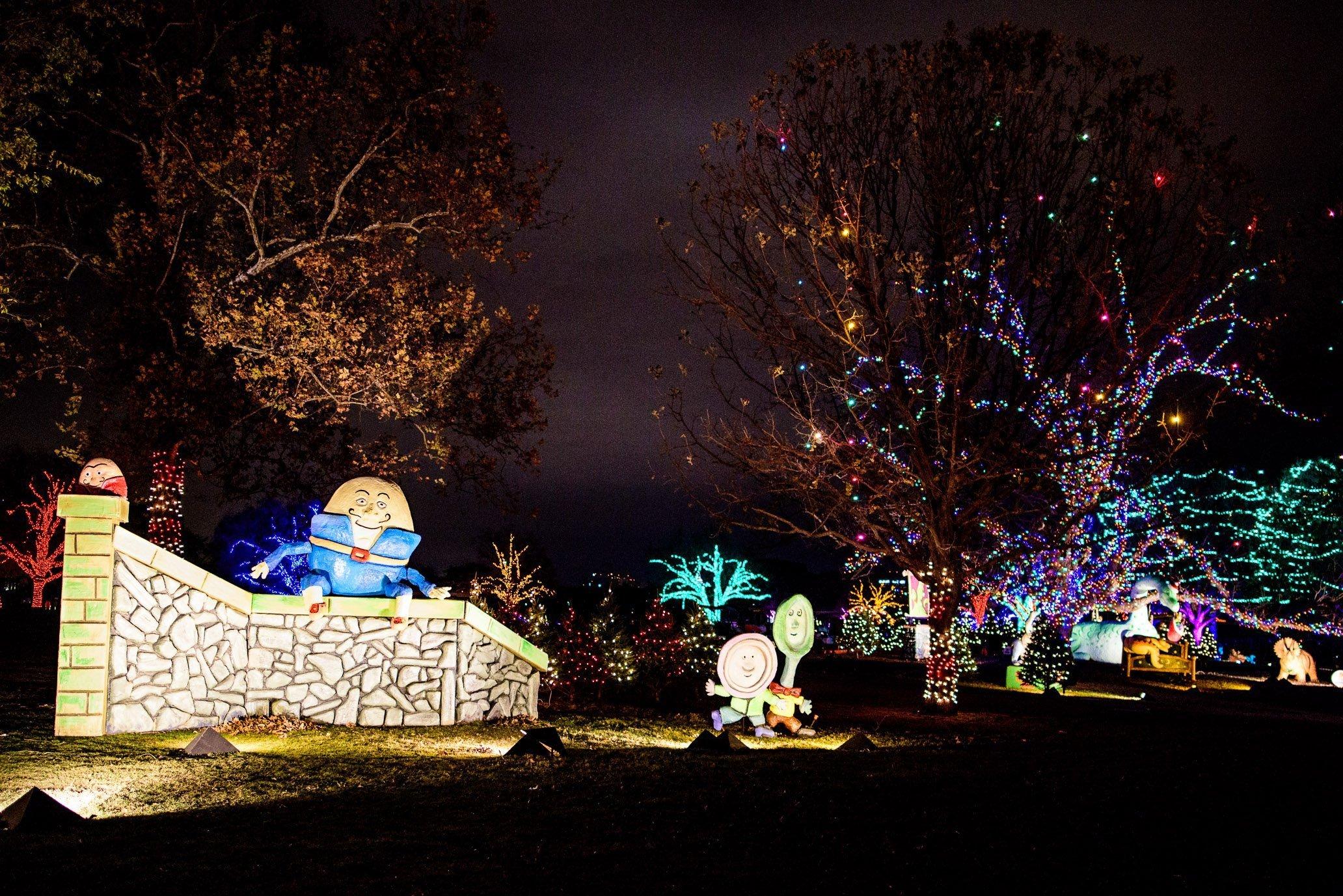 Trail of Lights, Humpty Dumpty