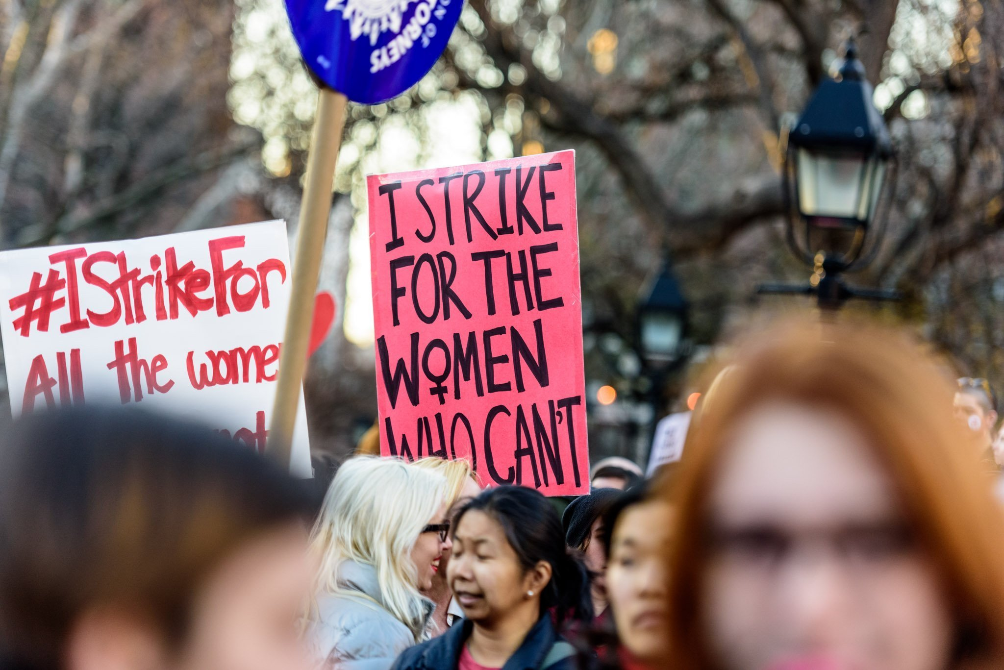 Women's Day March