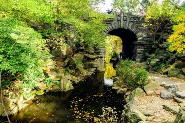 Central Park, The Loch and Glen Span Arch