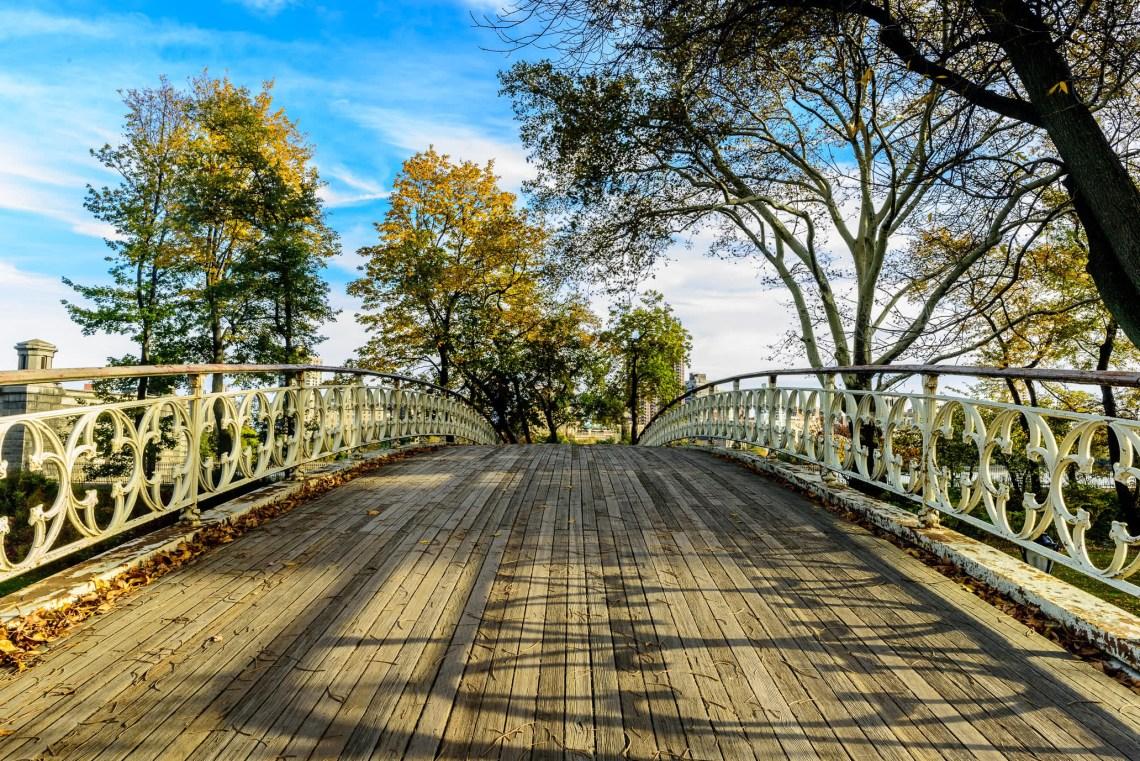 Central Park, Gothic Bridge