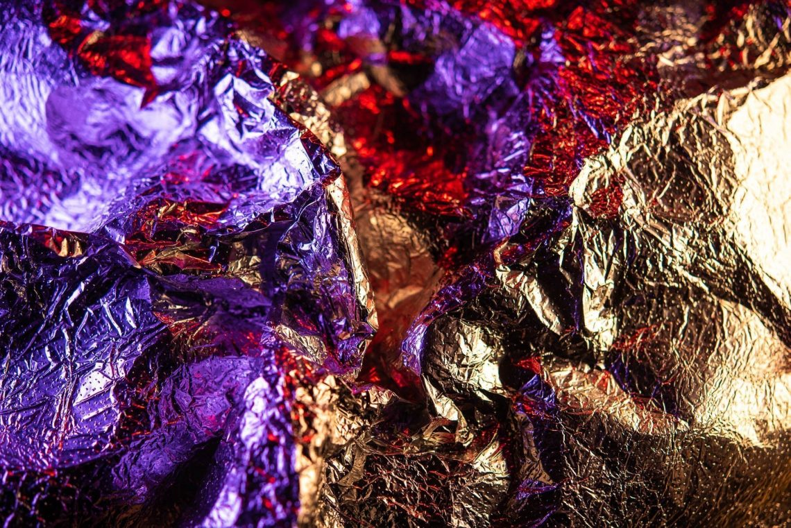 Abstract color foil #1