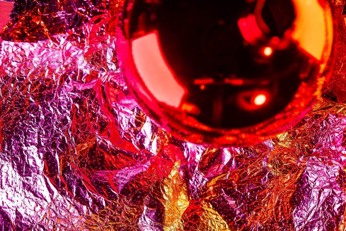 Abstract color foil #5