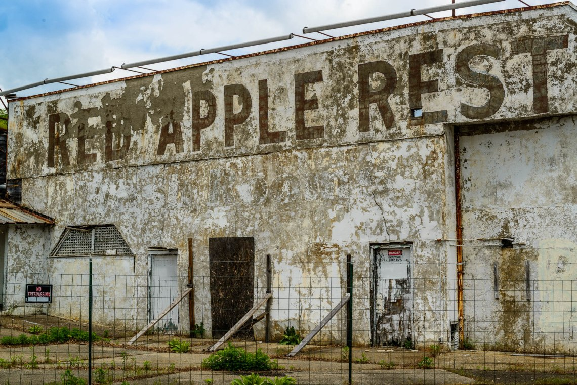 Red Apple Rest Decay