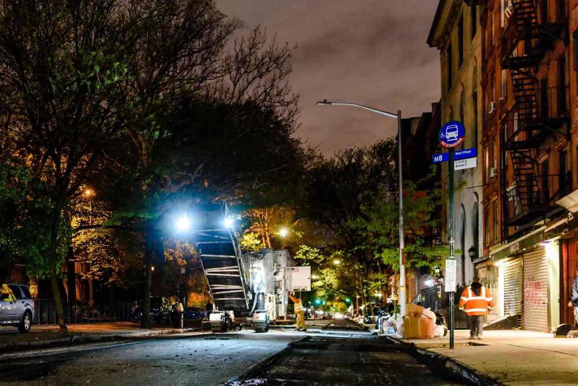 10th street road repair #4