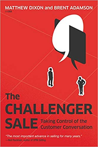 Bryan Uribe - The Challenger Sale