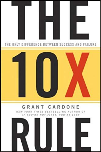Bryan Uribe - The 10X Rule