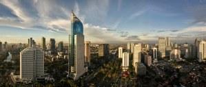 Jakarta-indonesia-skyline Jakarta Skyline