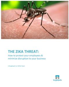 "Zika-Whitepaper-Cover-238x300 White Paper Release: ""The Zika Threat"""