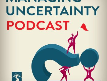 Managing Uncertainty Podcast Logo