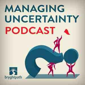 Managing-Uncertainty-Podcast-Logo Managing Uncertainty Podcast Logo