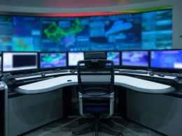 Modern Command Center