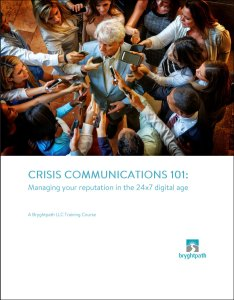 Crisis-Comms-101-Raw-Cover-400x513 Crisis Communications 101 eBook Cover